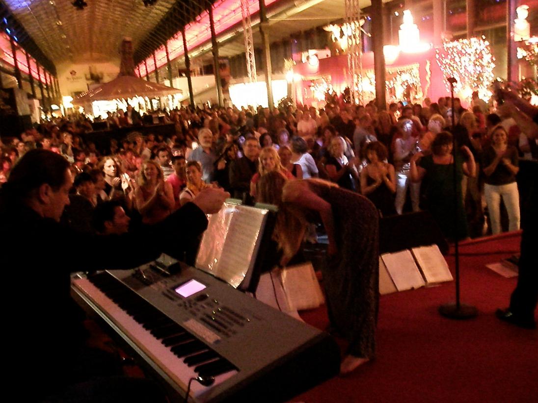 Friday Night Schrannenhalle München