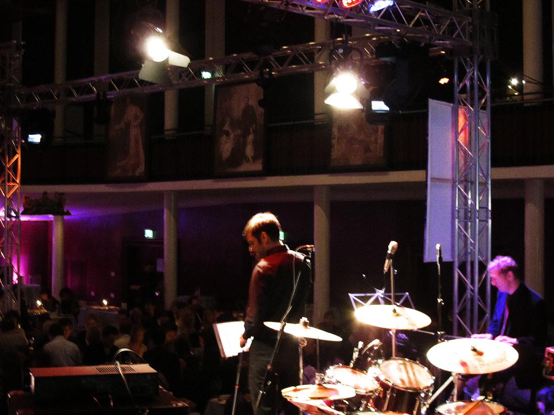 Silvester Alte Kongresshalle München