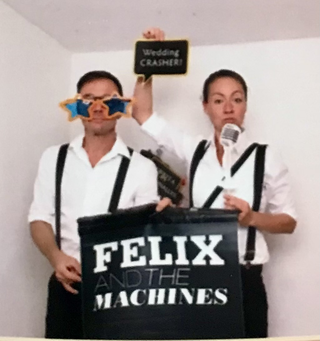 Felix and the Machines Fotobox